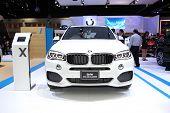 Bangkok - November 28: Bmw X5 Xdrive30D  Car On Display At The Motor Expo 2014 On November 28, 2014