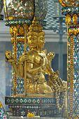 Deity Erawan Shrine Bangkok,Thailand
