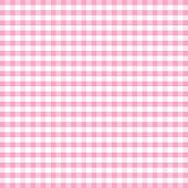 Seamless Gingham, Pink