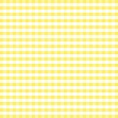 Seamless Gingham, Yellow
