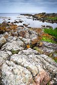 Rocks On Bornholm Island, Baltic Sea