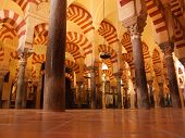 Mezquita Cathedral in Cordoba - Spain