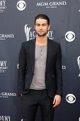 LAS VEGAS - APR 3:  Chace Crawford arrives at the Academy of Country Music Awards 2011 at MGM Grand Garden Arena on April 3, 2010 in Las Vegas, NV.