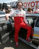 LOS ANGELES - APR 5:  Kim Coates at the Toyota Pro/Celeb Race Press Day 2011 at Long Beach Grand Pri