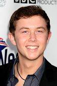 LOS ANGELES - APR 26:  Scotty McCreery arriving at the 5th Annual BritWeek Launch Party at British Consul General's residence on April 26, 2011 in Los Angeles, CA..