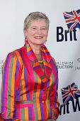 LOS ANGELES - APR 26:  Dame Barbara Hay arriving at the 5th Annual BritWeek Launch Party at British Consul General's residence on April 26, 2011 in Los Angeles, CA..
