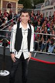 LOS ANGELES - MAY 7:  Adam Irigoyen arriving at the