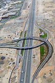 Fifth Interchange On Sheikh Zayed Road