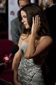HOLLYWOOD, CA. - NOVEMBER 3: Kate Beckinsale attends the AFI Fest premier of Everybody's Fine at The
