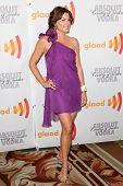 LOS ANGELES, CA. - APR 17: Countess LuAnn de Lesseps arrives at the 21st Annual GLAAD Media Awards at Hyatt Regency Century Plaza Hotel on April 17, 2010 in Los Angeles, CA.
