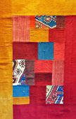foto of arriere-plan  - Colorful rug - JPG