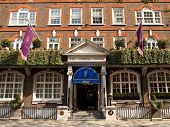 LONDON, UK - APRIL 20: the Goring Hotel where Miss Catherine Middleton, and her immediate family, wi