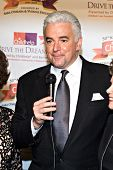 SCOTTSDALE, AZ - JANUARY 10: Family Feud host John O'Hurley at the Childhelp Drive the Dream Gala on