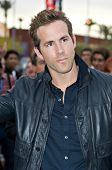 TEMPE, AZ - APRIL 27: Actor Ryan Reynolds appears at the premiere of X-Men Origins: Wolverine on Apr