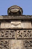 Stone Gatepost