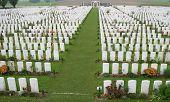 First world war graveyard.