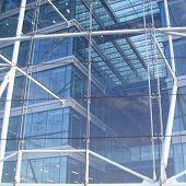 Glass architecture.