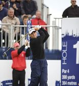 KENT UK JULY 6.England's Ryder Cup star David Howell competing at the PGA European Tour European Ope