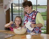 Grandma Has A Helper