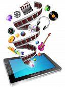 Tablet Multimedia