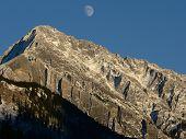 Banff Moonrise