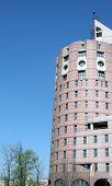 Corporate Round Building