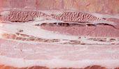 Texture Of Smoked Pork