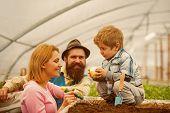 Future Farmer. Family Care About Future Farmer. Future Farmer Child With Parents. Future Farmer Conc poster