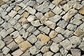 Layer Of Dressed Stone