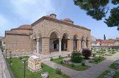 Old Ottoman Building, Built In 1388, Turkey