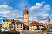 Gengenbach Town In Baden-wurttemberg, Germany