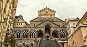 Catedral de St. Andrew, Amalfi, Italia