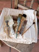 House Painter'S Paintbrushes