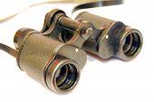 World War 2 Ancient Binoculars