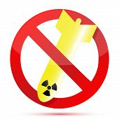 No Radioactive Bombs