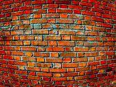 Convex Brick Wall