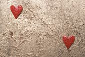 Two Separated Hearts