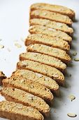 Vanilla Almond Biscotti Cookie