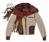 pic of jupe  - fur jacket - JPG