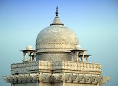 stock photo of mughal  - mughal architecture historical building   nice and white - JPG