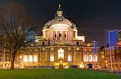 London, Uk - Jan 24: Methodist Central Hall, Westminster, London, Uk On Jan 24, 2014. The Building S