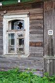 Ruin Of Wooden no men's Home
