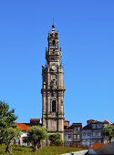 Clerigos Tower In Porto