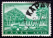 Postage Stamp Greece 1961 Olympia, Ancient Greek Monument
