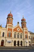 The Great Synagogue in Pilsen, Czech Republic