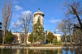 Castle Franzensburg in Laxenburg, Lower Austria, near Vienna