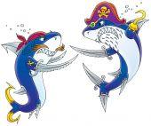 Sharks - pirates