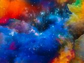 stock photo of compose  - Universe Is Not Enough series - JPG