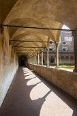 Certosa Di Pavia, Cloister