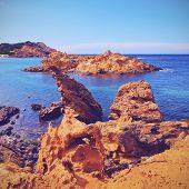 Pregonda Bay On Minorca